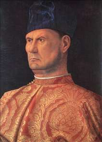 Portrait of a Condottiere (Jacopo Marcello?)
