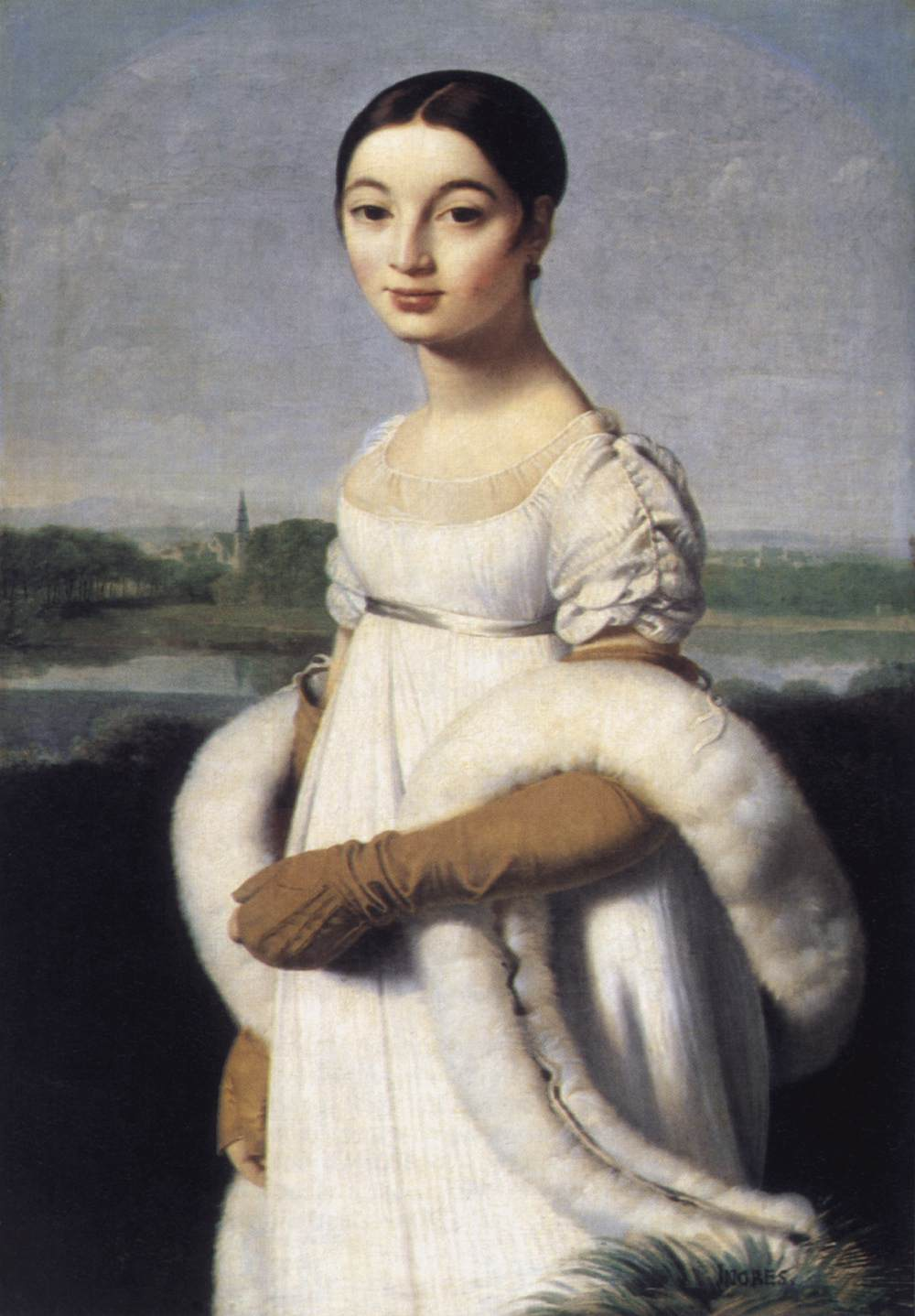 Jean-Auguste-Dominique Ingres ritrattista