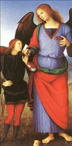 Tobias with the Angel Raphael