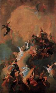 Apotheosis of a Hungarian Saint