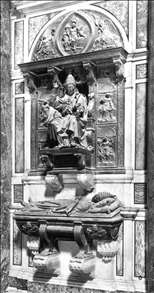Tomb of Pope Innocent VIII
