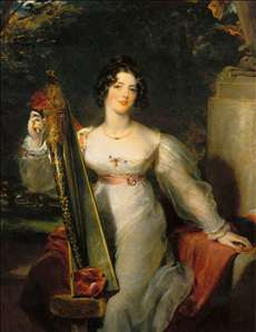 Portrait of Lady Elizabeth Conyngham