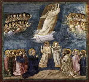 No. 38 Scenes from the Life of Christ: 22. Ascension