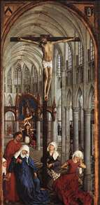 Seven Sacraments (central panel)