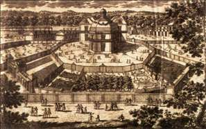 View and Perspective of the Ménagerie at Versailles