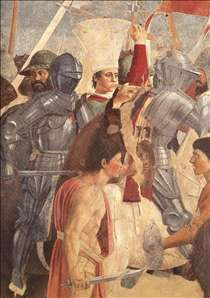 Battle between Heraclius and Chosroes