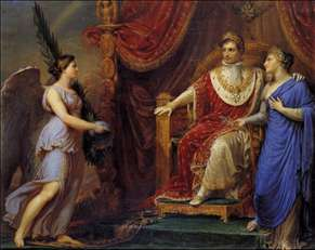 Allegory on the Peace of Pressburg