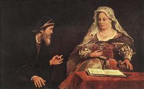 Esther and Mordecai