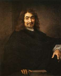 Presumed Portrait of René Descartes