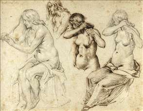 Four Studies of a Woman