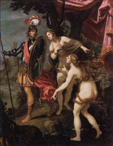 The Temptation of Charles and Ubalde