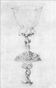 Design of a Goblet with a Variant of the Base