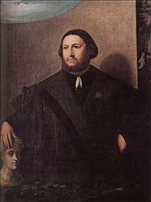 Portrait of Raffaele Grassi