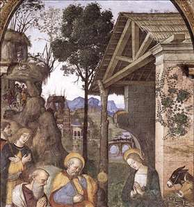 Adoration of the Christ Child